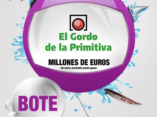 Bote del Gordo de La Primitiva: Loteriacano.com