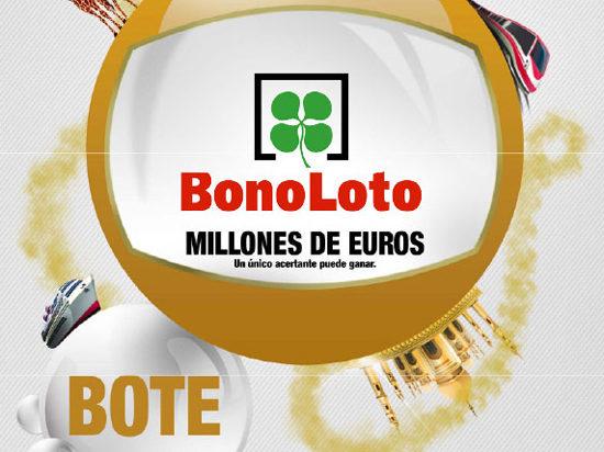 Bote de La Bonoloto: Loteriacano.com
