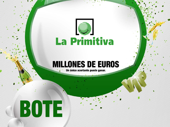Bote de La Primitiva: Loteriacano.com