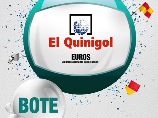 Bote del Quinigol: Loteriacano.com